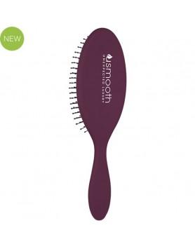 USmooth Detangle Brush - Purple